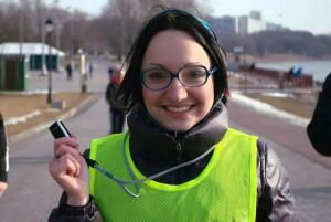 Таня-волонтёр