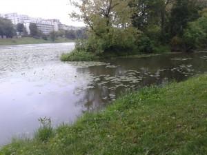 Варшава. Скарышевский парк